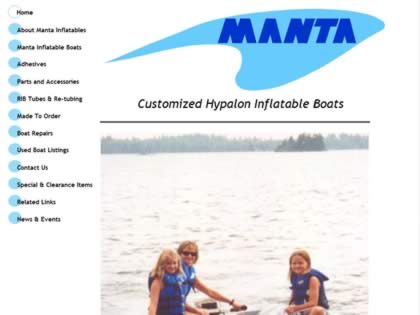 Cached version of Manta Inflatable Boats