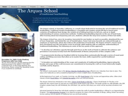 Cached version of The Arques School