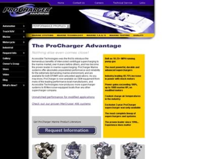 Cached version of Procharger