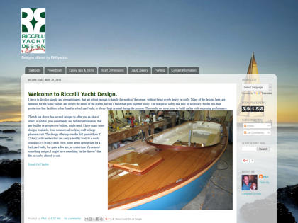 Cached version of Riccelli Yacht Design & Restoration
