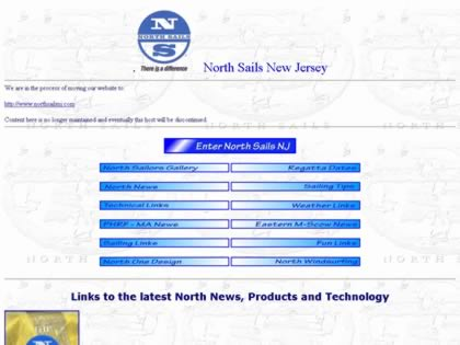 Cached version of North Sails NJ