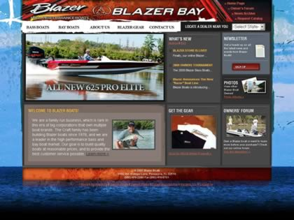 Cached version of Blazer Boats