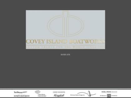Cached version of Covey Island Boatworks