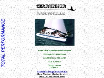 Cached version of Searunner Multihulls