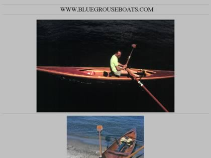 Cached version of Blue Grouse Boats