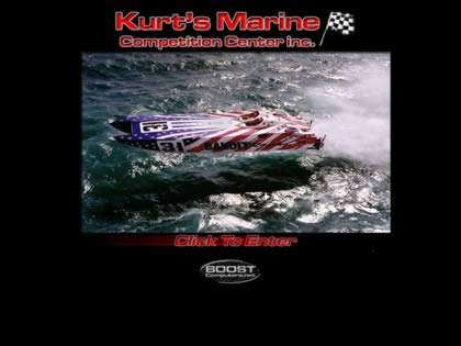 Cached version of Kurt's Marine Competition Center