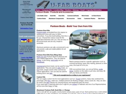 Cached version of U-Fab Boats