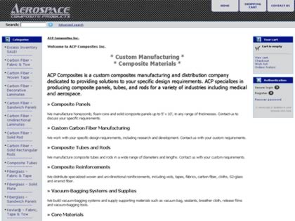 Cached version of Aerospace Composites