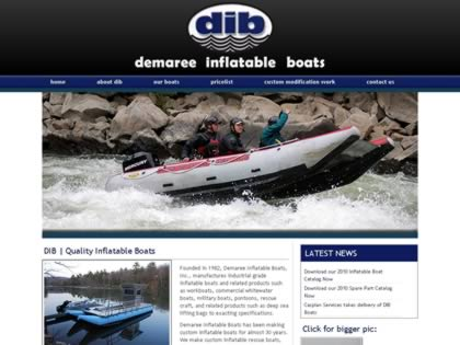 Cached version of Demaree Inflatable Boats (DIB)