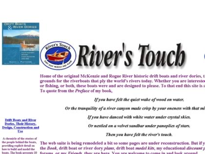 Cached version of The River's Touch