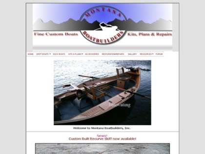 Cached version of Montana Boatbuilders
