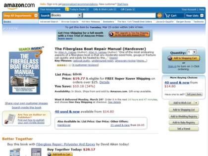 Cached version of The Fiberglass Boat Repair Manual