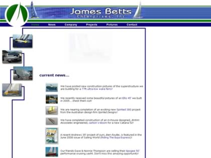 Cached version of James Betts Enterprises