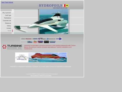 Cached version of Hydrofoils Inc.