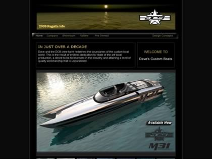 Cached version of Dave's Custom Boats