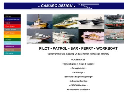 Cached version of Camarc Design