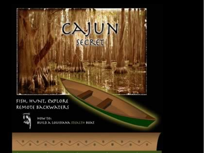 Cached version of Cajun Secret