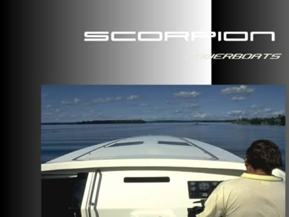 Cached version of Scorpion Powerboats