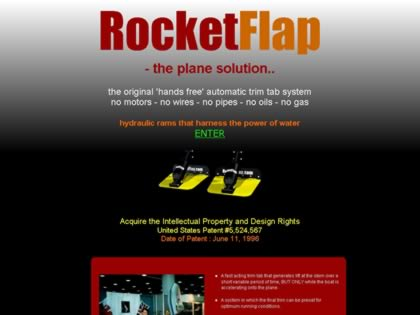 Cached version of RocketFlap System