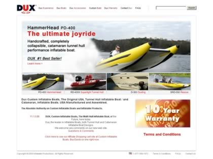 Cached version of Dux Pond Inflatables