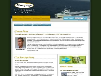 Cached version of Rampage Sportfishing Yachts