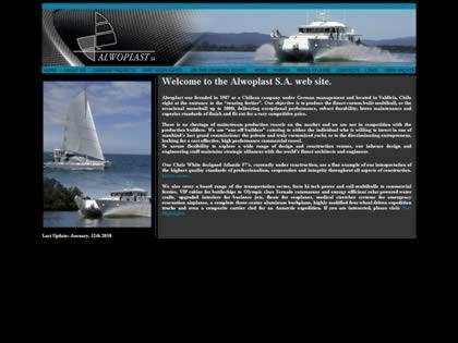 Cached version of Alwoplast Ltda.