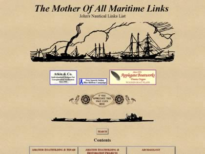 Cached version of The Mother of All Maritime Links