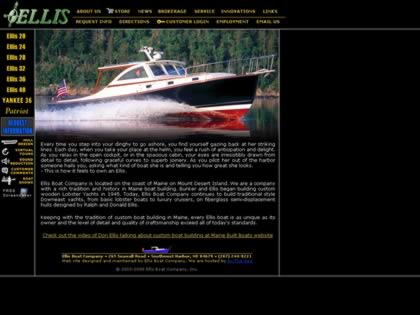 Cached version of Ellis Boat Company