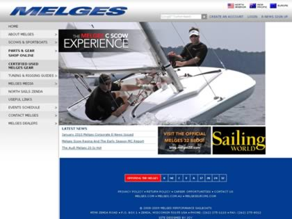 Cached version of Melges Boatworks