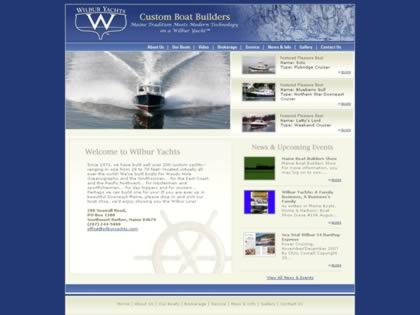 Cached version of Lee S. Wilbur & Co. - Wilbur Yachts