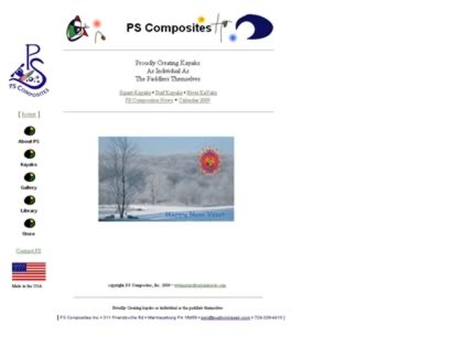 Cached version of PS Composites, Inc.