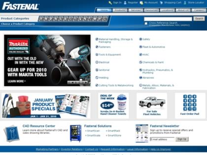 Cached version of Fastenal Company