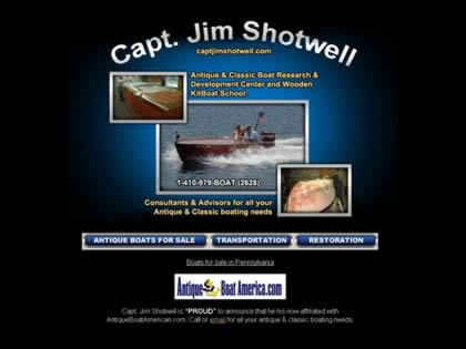 Cached version of Jim Shotwell - BoatBuilder