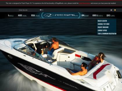 Cached version of Regal Boats