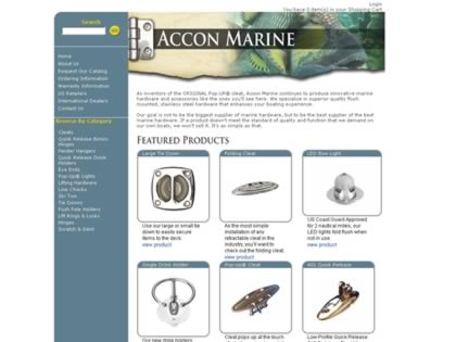 Cached version of Accon Marine
