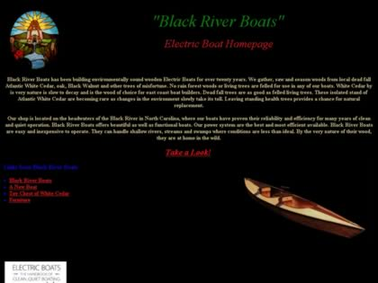 Cached version of Black River Boats