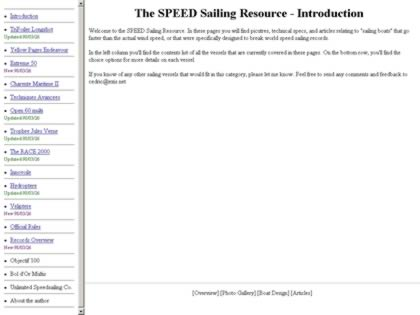 Cached version of Speed Sailing Boats