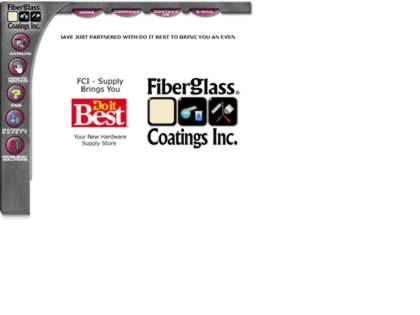 Cached version of Fiberglass Coatings Inc.