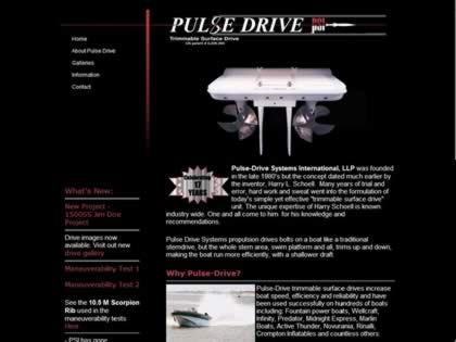 Cached version of Pulse Drive