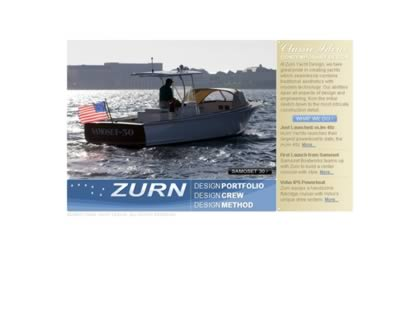 Cached version of Zurn Yacht Design