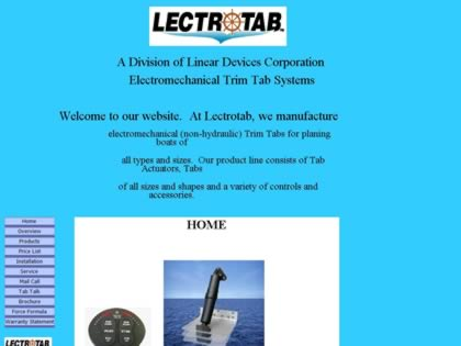 Cached version of Linear Devices Corporation