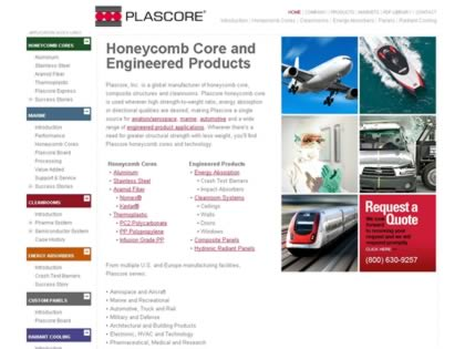 Cached version of Plascore