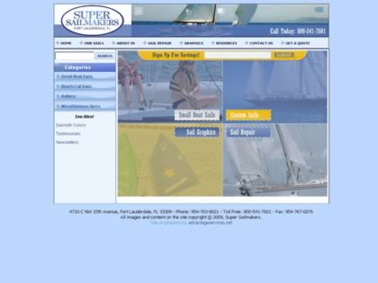 Cached version of Super Sailmakers