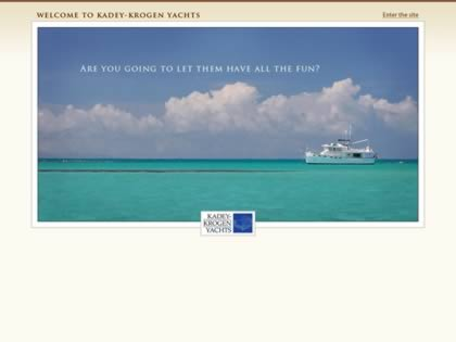 Cached version of Kadey-Krogen Yachts