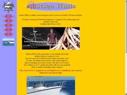 Cached version of Austsea Hulls