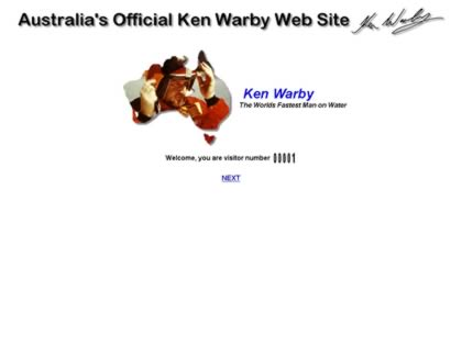 Cached version of Ken Warby