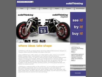 Cached version of solidThinking