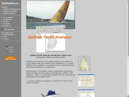 Cached version of Sailfish Yacht Analyzer