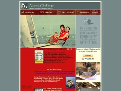 Cached version of Atlantic Challenge Foundation