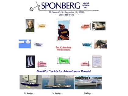 Cached version of Sponberg Yacht Design
